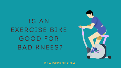 Photo of Is An Exercise Bike Good For Bad Knees?