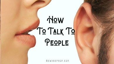 Photo of How To Talk To People