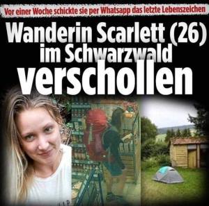 Wanderin Scarlett