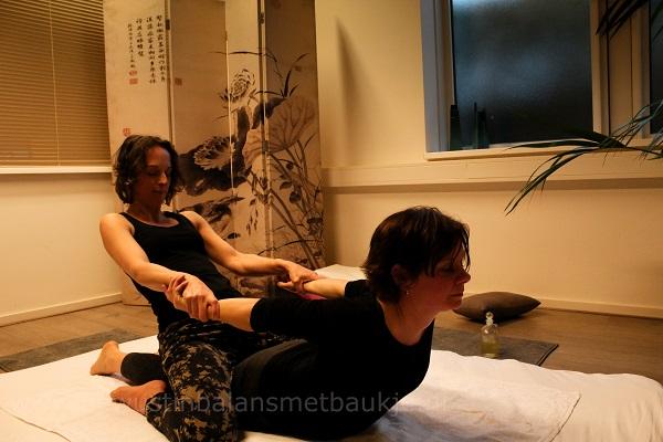 Yogamassage 9
