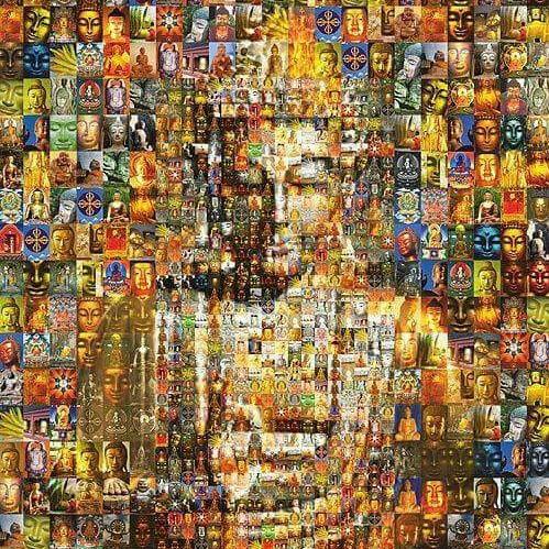 Boeddha verandering