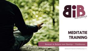 Meditatietraining