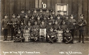 Band of the RCA's at Cooden Camp