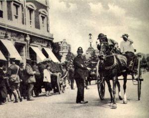 Horse Commandeering 1914