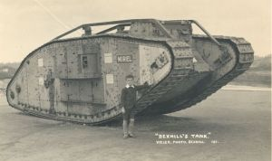 Muriel the Tank.