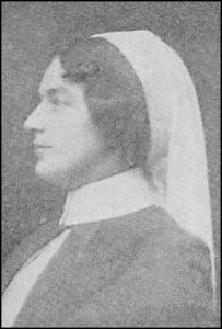 Sister Cicely Evelyn