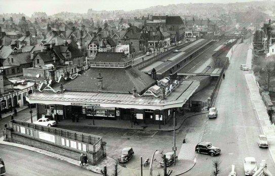 Central Station c1964