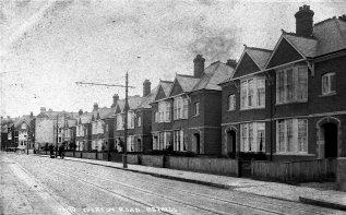 Egerton Road, Bexhill c1910