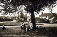 Little Common, The Green c1930