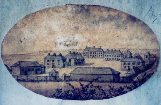 BOT-001 - 1798 Bexhill Militia Barracks