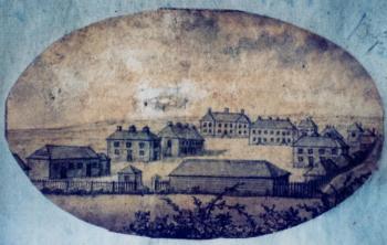 BOT-014 - Bexhill Militia Barracks c1798