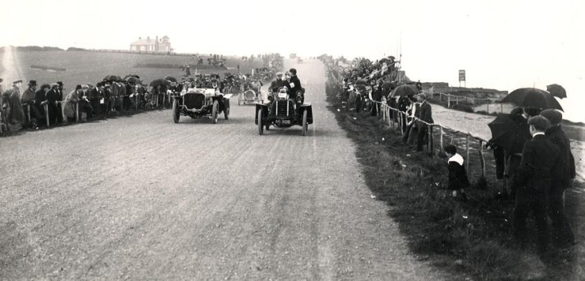 Bexhill 1904 race, Galley Hill