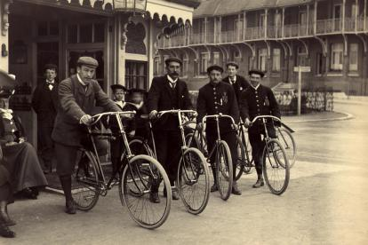 Bexhill Bicycle Boulevard 1896