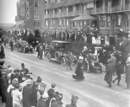 Bexhill Motor races 1907