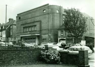 CIN-003 - Ritz Cinema c1961