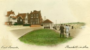 East Parade, Postcard 1925