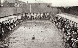 Egerton Park Baths & Museum c1929
