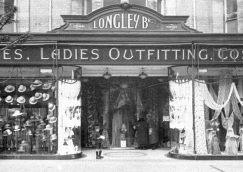 SHO-016 - Longley Brothers, Devonshire Road, Bexhill c1920