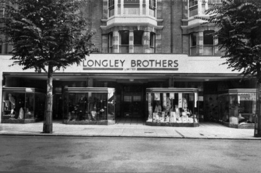 SHO-017 - Longley Brothers, Devonshire Road, Bexhill 1936