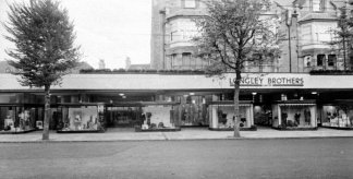 SHO-018 - Longley Brothers, Devonshire Road, Bexhill 1951