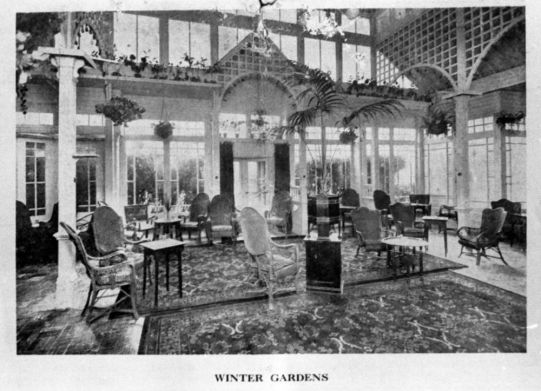HOT-006 - Hotel Metropole Winter Gardens - c1910