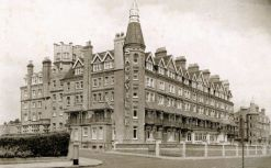 HOT-021 - Sackville Hotel, Bexhill - c1920