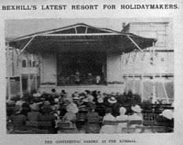KUR-013 - Kursaal Continental Garden (Bex. Obs - 17-08-1912)