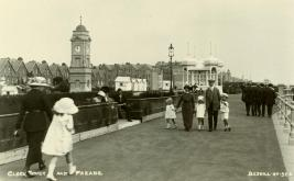 BWP-005 - West Parade, Bexhill - c1913