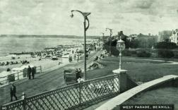 BWP-013 - West Parade, Bexhill - c1959