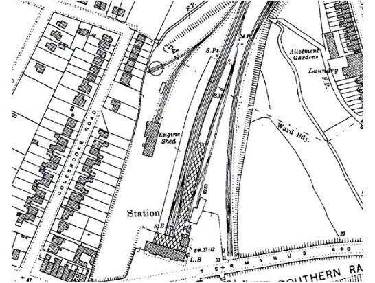 Image 02 - 1930 map