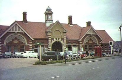 BW-032 -Bexhill West station
