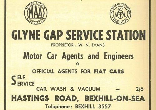 Glyne Gap