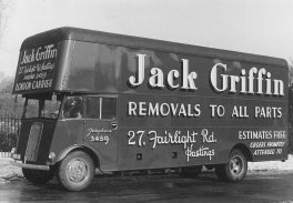 HO-031 - Griffin lorry, Reg. No. DDY 65