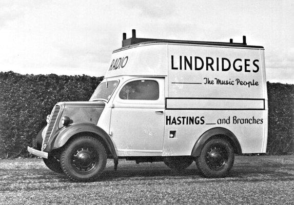 HO-033 - Lindridge's high vans