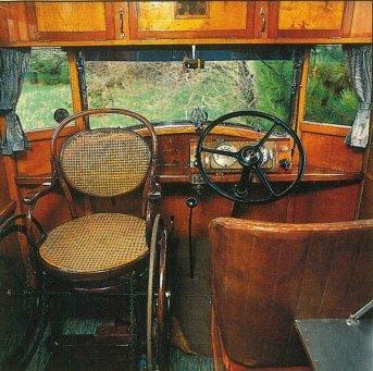 RU-011 - Russell's Dunn motor home