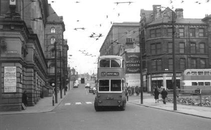 807 BDY797 in Bridge St re30-4-1963