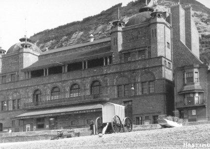 Empire Theatre of Varieties c1910