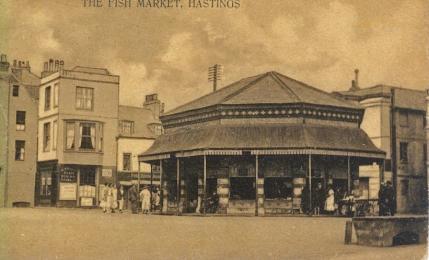 Fish market pc used 13-9-1934
