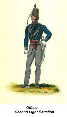 Officer - Second Line Battalion