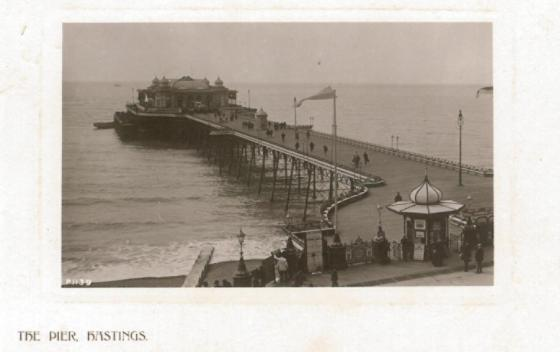 Pier from north-east pc 1910