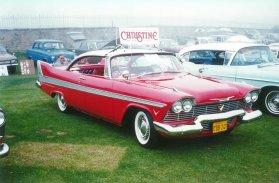 Plymouth Fury COB241 Hastings 18-5-1997