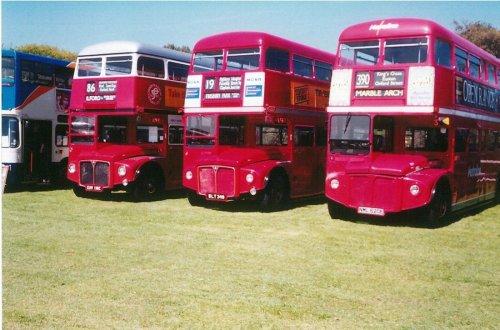 RM2116, RM349, RML2620 Hastings Rally 5-2005