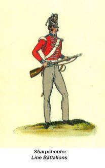 Sharpshooter - Line Battalions
