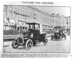 Skinners taxis Hast Obs 17-9-1908