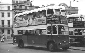 Trolley 40 service 46A to Preston Drove