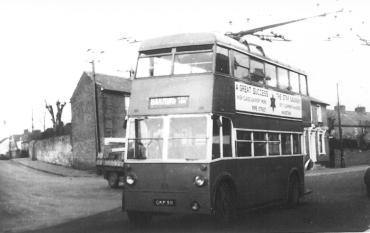 Trolley 58 Barming serv