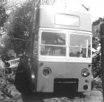 Trolley GKP512 being scrapped 2, 28-4-1967