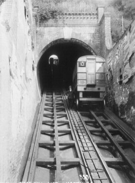 West Hill Funicular rlwy, Science Mus image