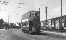 100 route 36 to Abbey Wood 5-7-1952