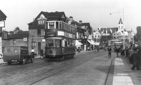 102 route 58 to Blackwall Tnl 29-9-1951